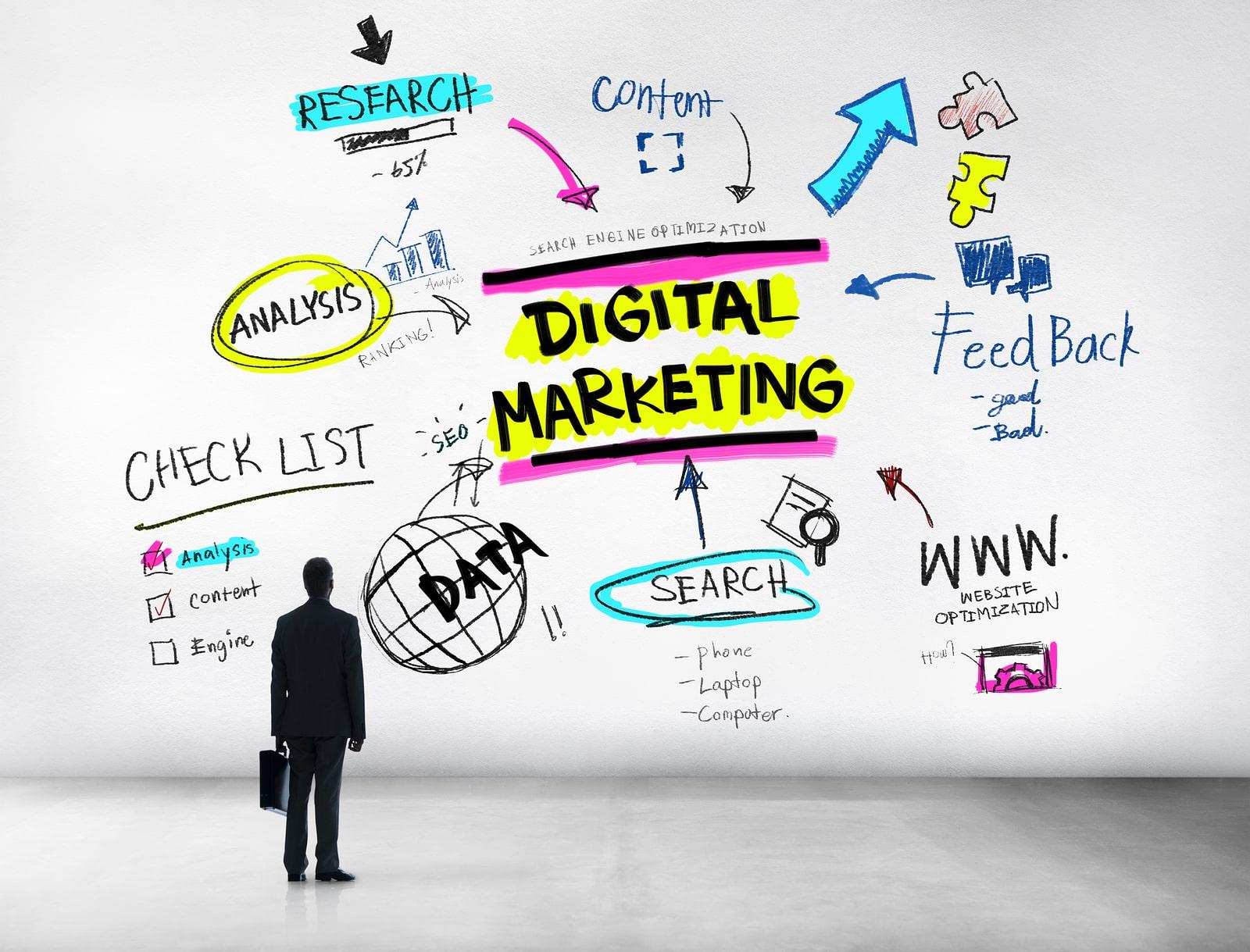 5 Myths about Digital Marketing